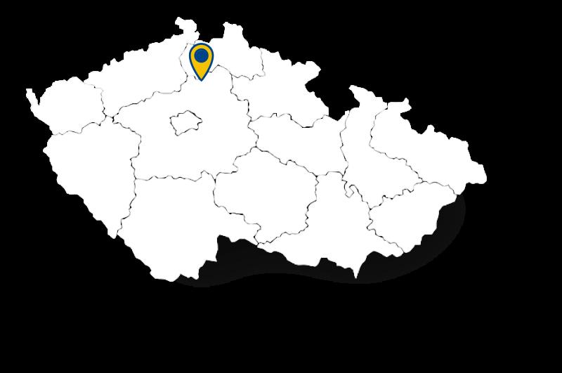mapa - náhled na polohu obce