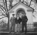 Kaple Nesvětější Trojice